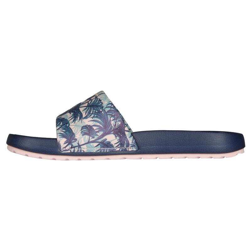 รองเท้าแตะแบบสวมสำหรับผู้หญิงรุ่น 550 (สีชมพู Exotic)