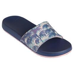 Slippers voor dames SLAP 550 Exotic roze