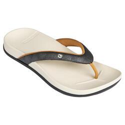 女款夾腳拖鞋950-沙色