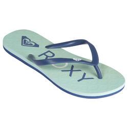 Chinelos de Surf Mulher Sealetter Verdes
