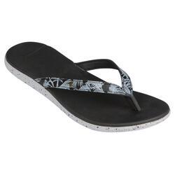女款夾腳拖鞋550 -黑色