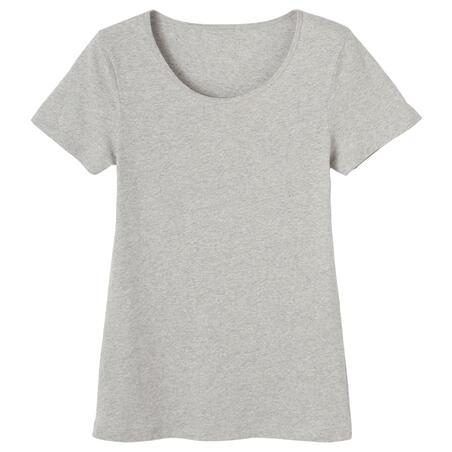 T-shirt d'entraînement coton100 – Femmes