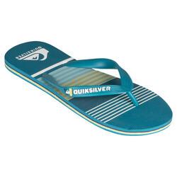 Chinelos de Surf Homem Molokai Superfície Azul