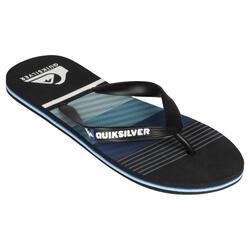 Chinelos de Surf Homem Molokai Superfície Preto Azul