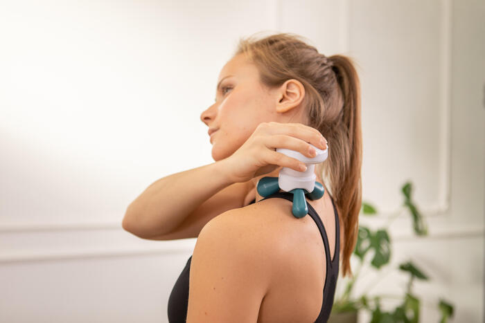 Dụng cụ massage rung điện tử