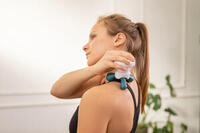 Vibrating electronic Massage Tool