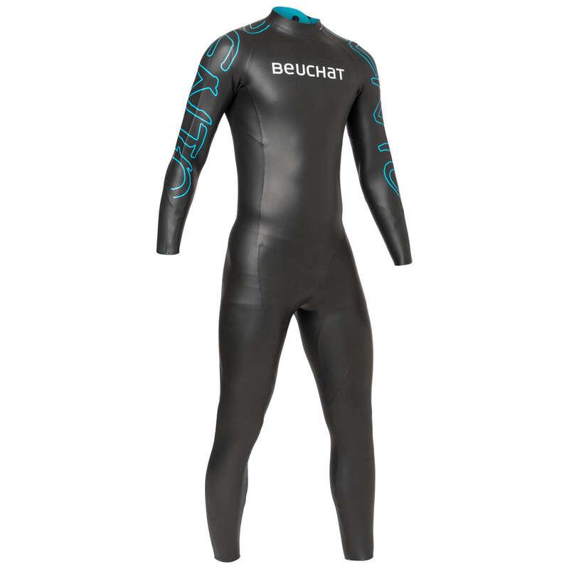 FREE DIVING SUITS Mergulho - Fato Apneia ZENTO 2mm Homem BEUCHAT - Fatos de Mergulho e Aquashoes
