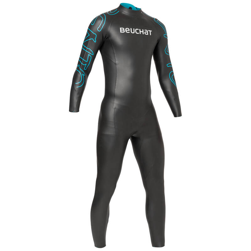 FREE DIVING SUITS Potápění a šnorchlování - PÁNSKÝ NEOPREN ZENTO 2 MM BEUCHAT - Freediving a podmořský rybolov