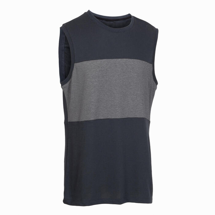 Men's Sports Tank Top - Dark Grey