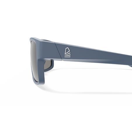 Sailing Floating Polarised Sunglasses Sailing 100 Size S - Blue