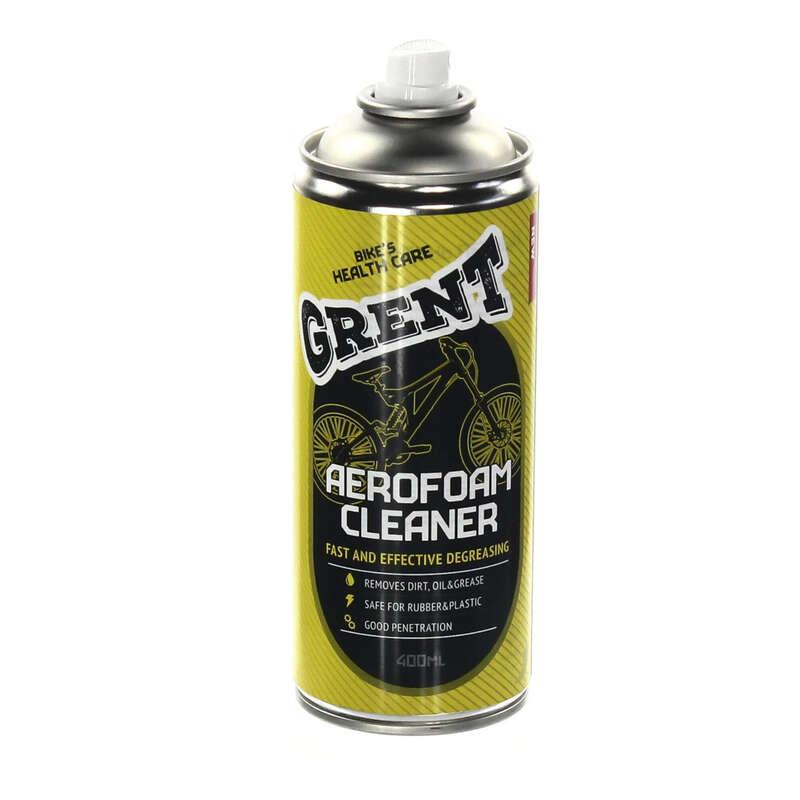 Maintenance cycle products Велоспорт - Пенный аэрозоль для мойки 520 GRENT - Инструменты и уход