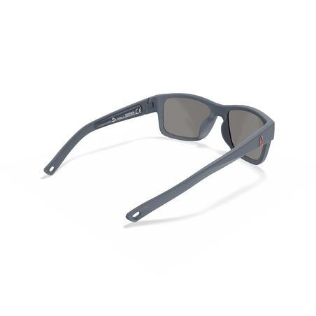 Sailing Floating Polarised Sunglasses 100 Size S - Dark Grey