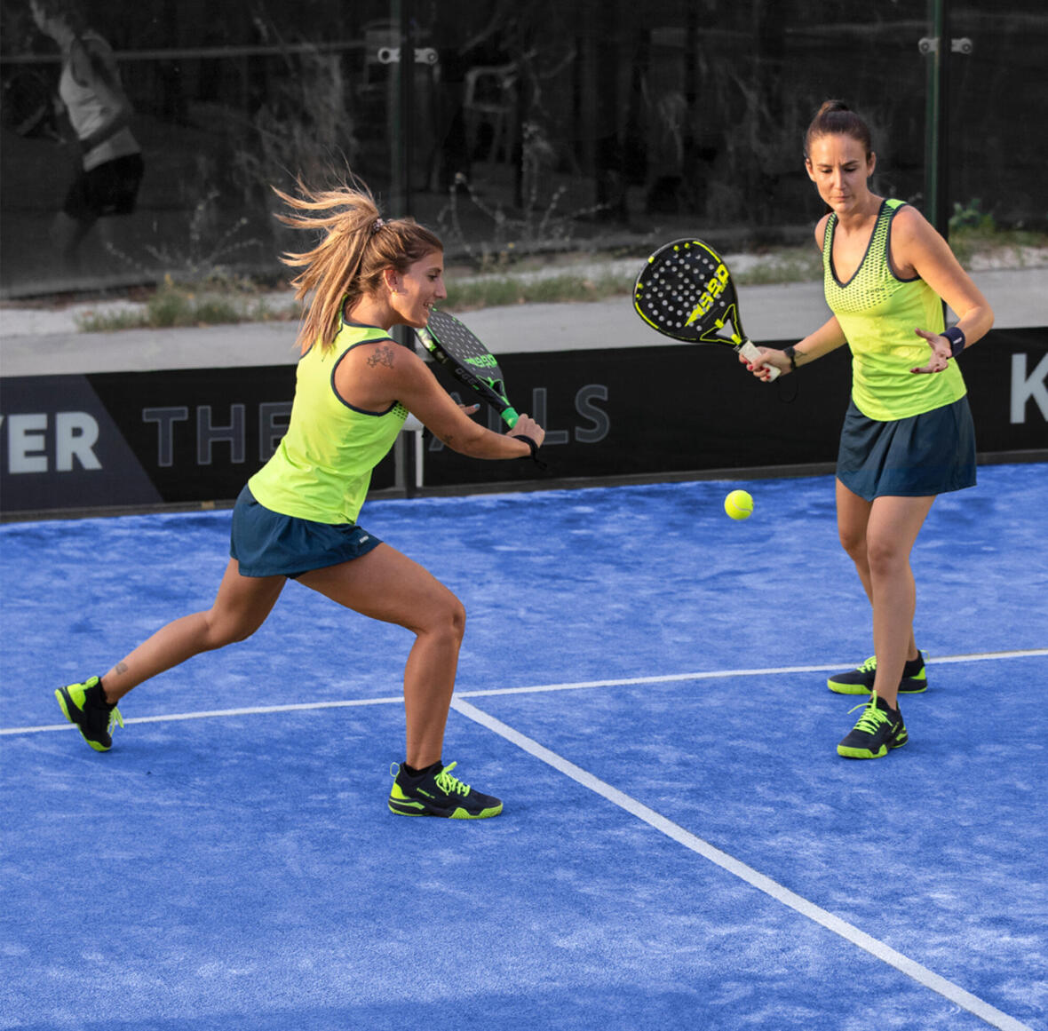 Progresser au tennis : et si vous changiez de raquette ?