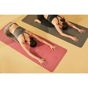 動態旅行瑜珈墊 + 5mm - 粉色