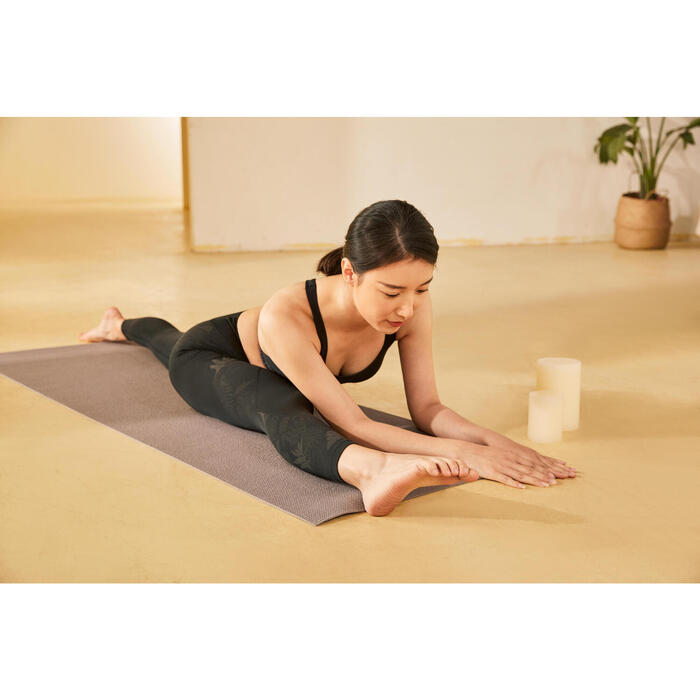 Essential Yoga Mat 4 mm - Grey