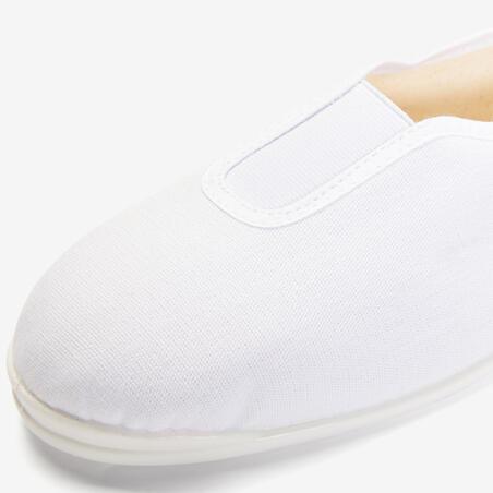 Adult Gym Shoes Rhythm 300 - White