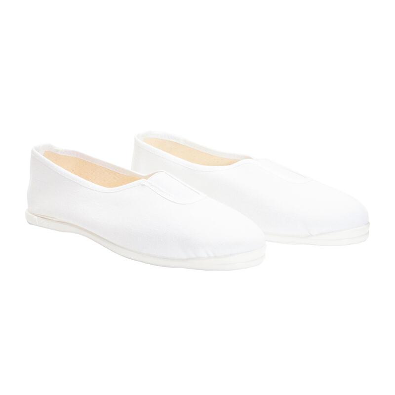 Calçado de Ginástica Rythm 300 Criança Branco