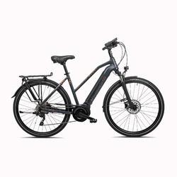 E-Bike Trekkingrad 28 Zoll Riverside Perf Line Damen PT 500 Wh