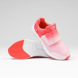 Kids' Running and Athletics Shoes AT Easy - pink