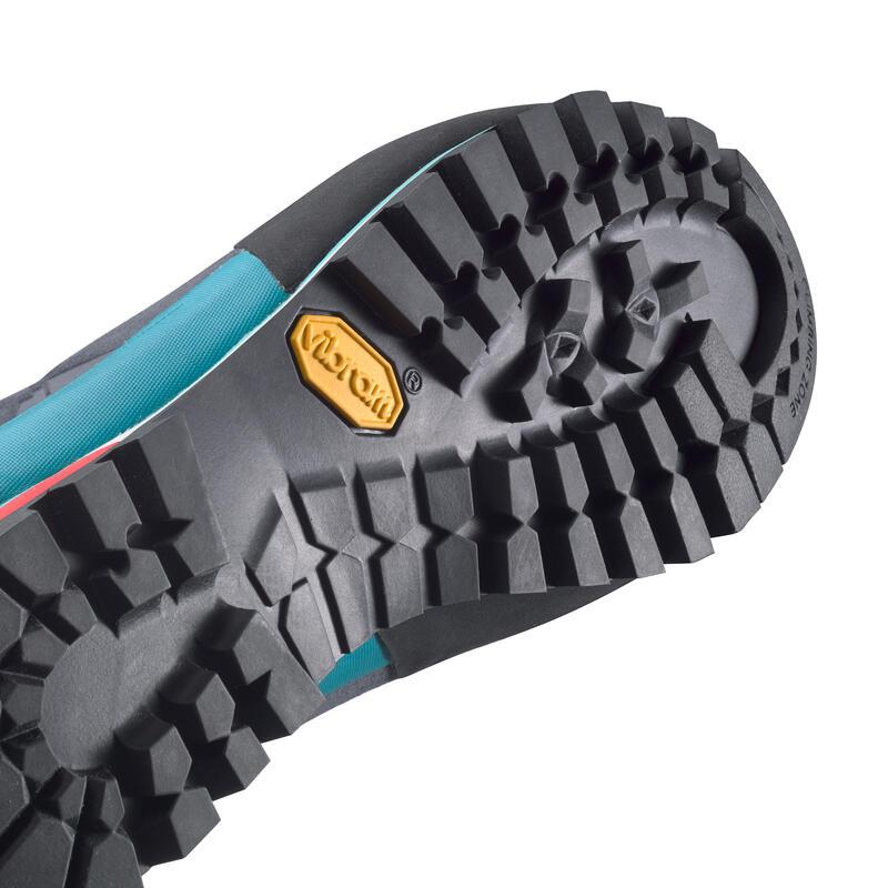 Chaussure d'approche imperméable femme - ROCK Gris