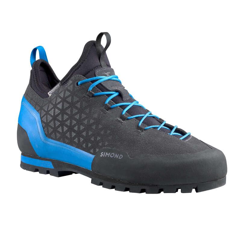 Beszállócipő Sziklamászás, alpinizmus - Férfi beszállócipő Rock SIMOND - Mászóruházat, mászócipő