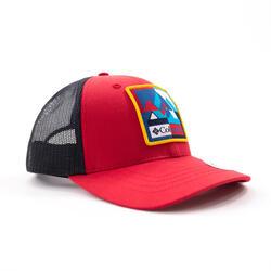 Cappellino montagna bambino COLUMBIA rosso