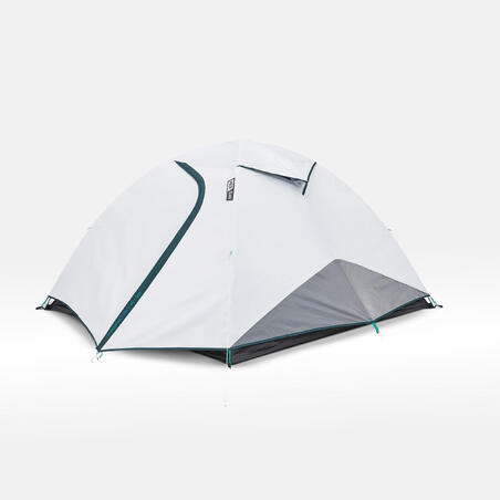 CAMPING TENT MH100 FRESH & BLACK - 3 PERSON