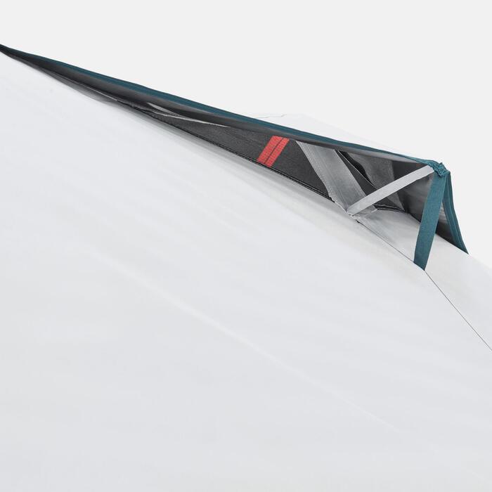 露營帳篷 - MH100 - FRESH & BLACK - 3人