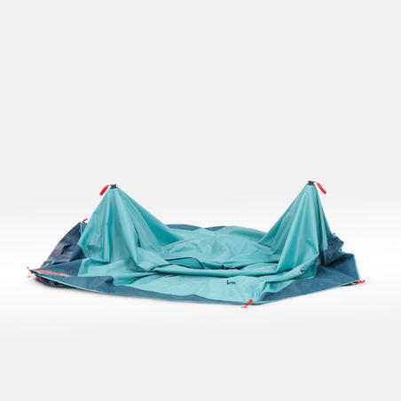 CAMPING TENT 2 SECONDS EASY - BLUE 2 PEOPLE