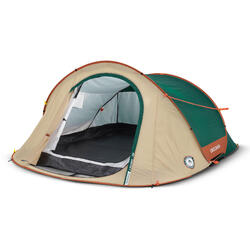 2 SECONDS CAMPING TENTS - LIMITED EDITION SCOUT - 3 PEOPLE