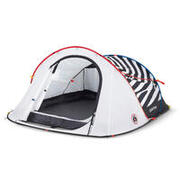 2 SECONDS CAMPING TENT - LIMITED EDITION BRETAGNE - 3 PEOPLE