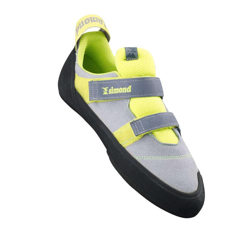 ЕСПАДРИЛИ ЗА КАТЕРЕНЕ Обувки - ЕСПАДРИЛИ ROCK+, СИВИ SIMOND - Обувки