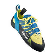 CLIMBING SHOES EDGE LACES 2 - ANISEED/BLUE