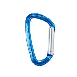 NON-LOCKING CARABINER - ROCKY M - BLUE