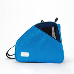 Skate Bag With 3 Compartments - Blue