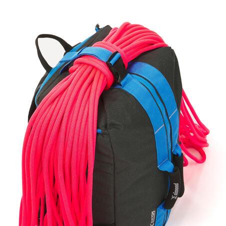 CLIMBING BAG VERTIKA 35 LITRES - BLACK