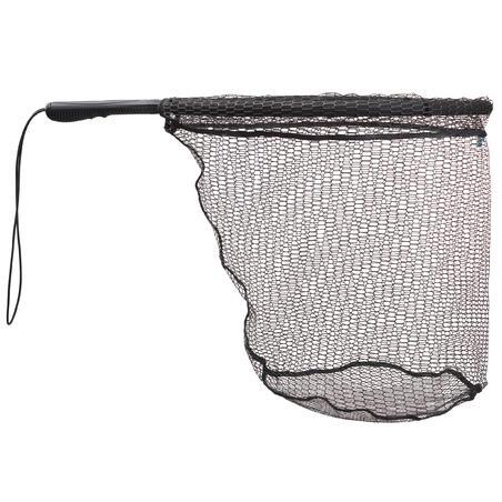 Lure fishing floating landing net