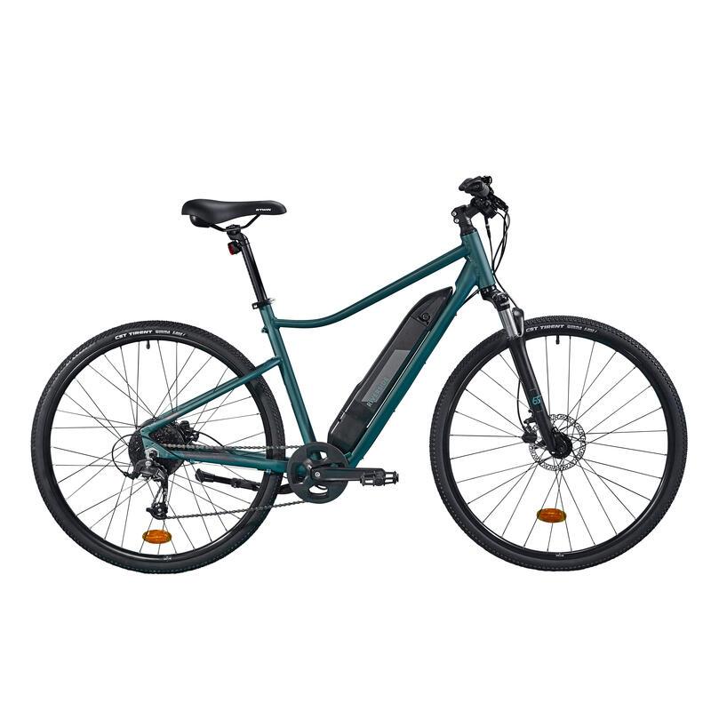 Electric Hybrid Bike Riverside 500 E - Green
