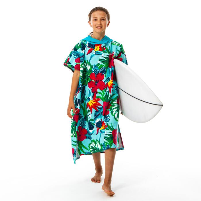 PONCHO SURF 550 JUNIOR (135 à 160 cm) Bora