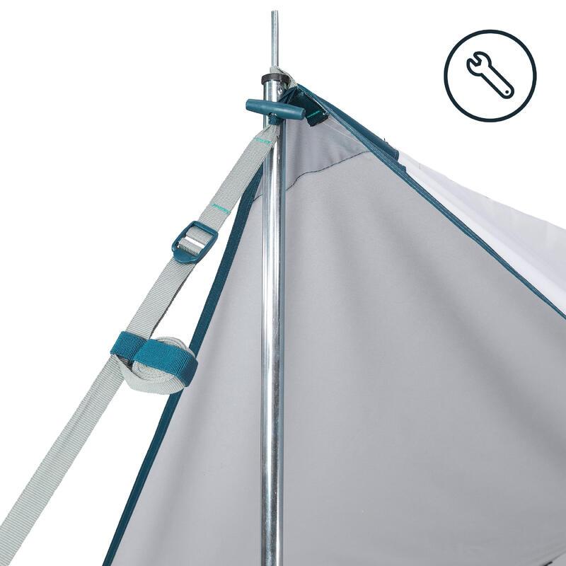 Guy Ropes Repair Kit Quechua Camping Tarp
