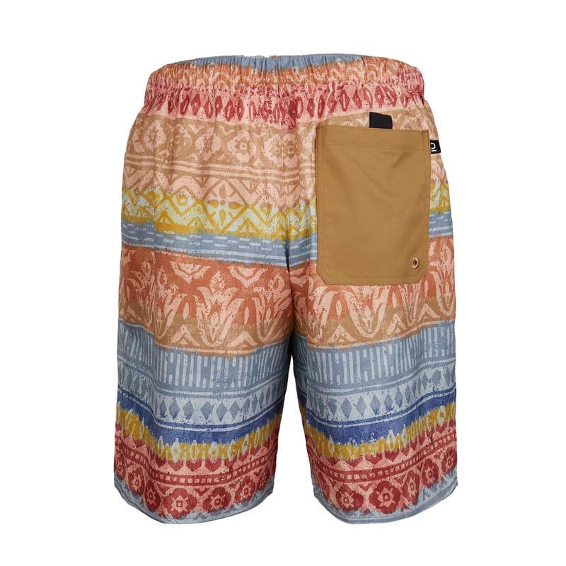 """กางเกงชายหาดรุ่น 100S eco 18"""" BS"""