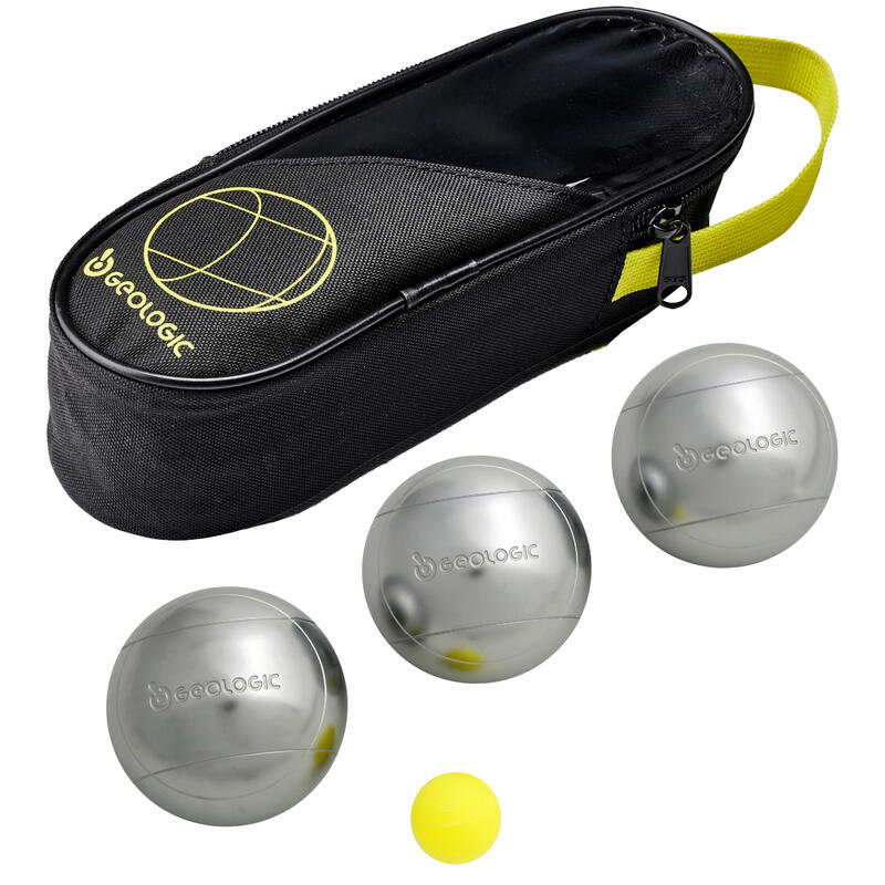 300 discovery petanque boules set of 3