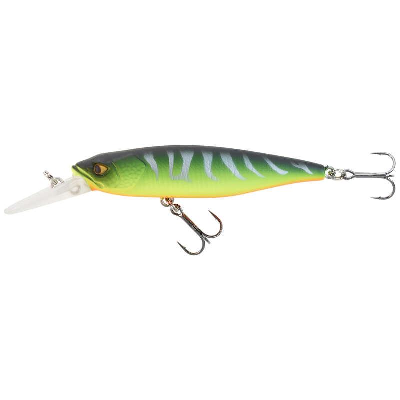 WOBBLER RAGADOZÓ HALAKHOZ Horgászsport - Wobbler MNWDD 76 SP Firetiger CAPERLAN - Ragadozóhalak horgászata