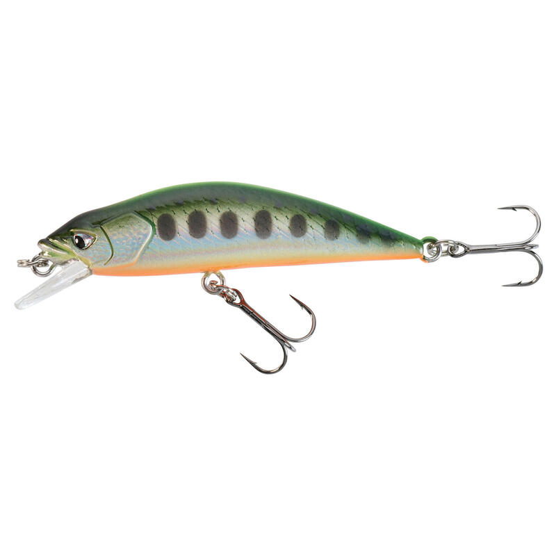Plug voor forel minnow vissen met kunstaas MNWFS 50 US Yamame fluo