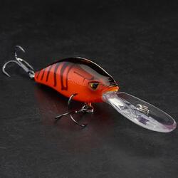 Wobbler Crankbait Spinnfischen CRKDD 60F Fischbrut