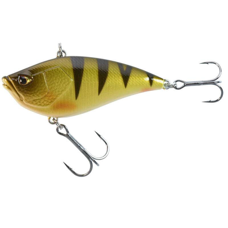 WOBBLER RAGADOZÓ HALAKHOZ Horgászsport - Wobbler VBN 65 S, sügér CAPERLAN - Ragadozóhalak horgászata