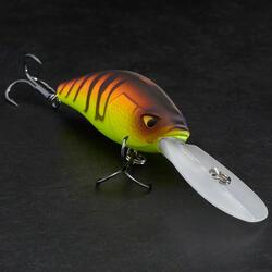 Wobbler Crankbait CRKDD 60 F Orange Tiger
