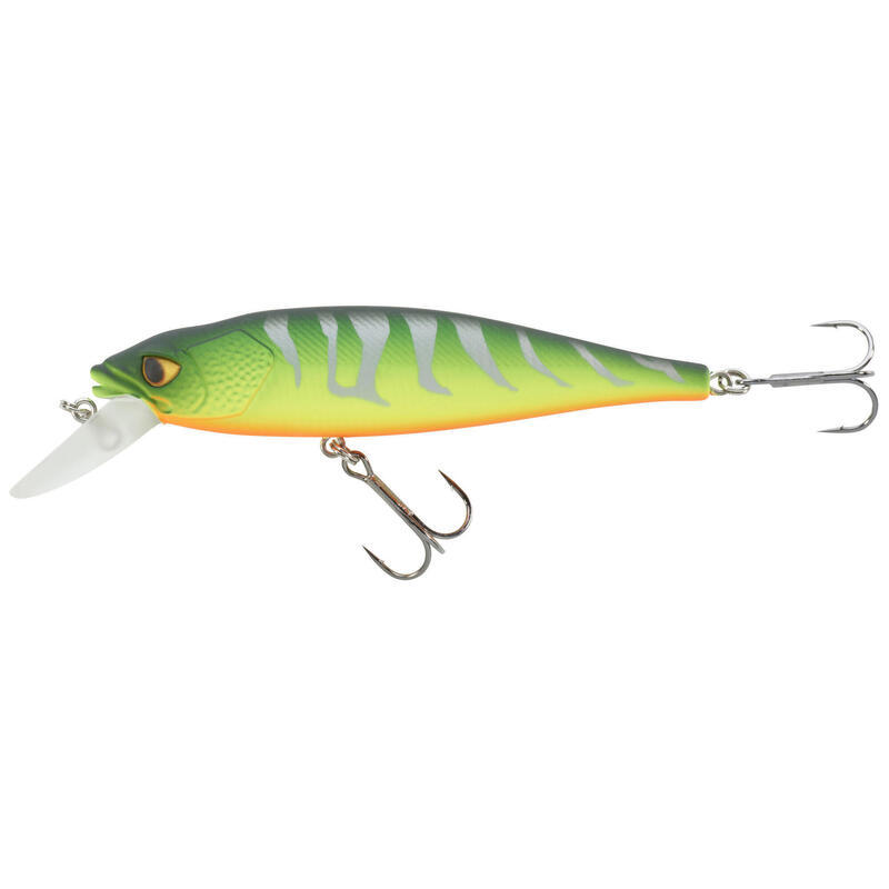 Plug jerkbait minnow vissen met kunstaas MNW 100 SP Firetiger