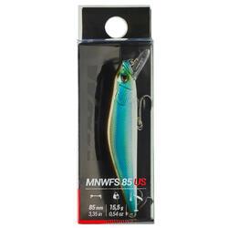 Wobbler MNWFS 85 US blauer Rücken