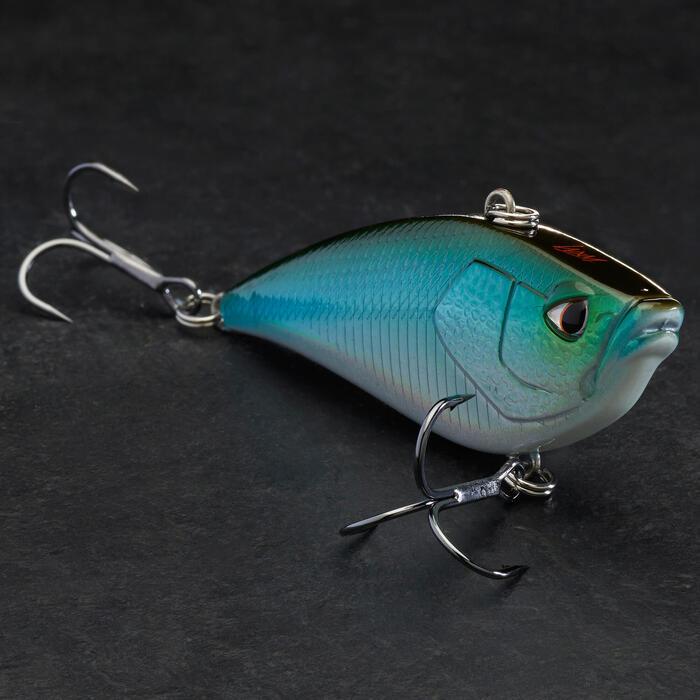 Wobbler Lipless VBN 65 S blauer Rücken